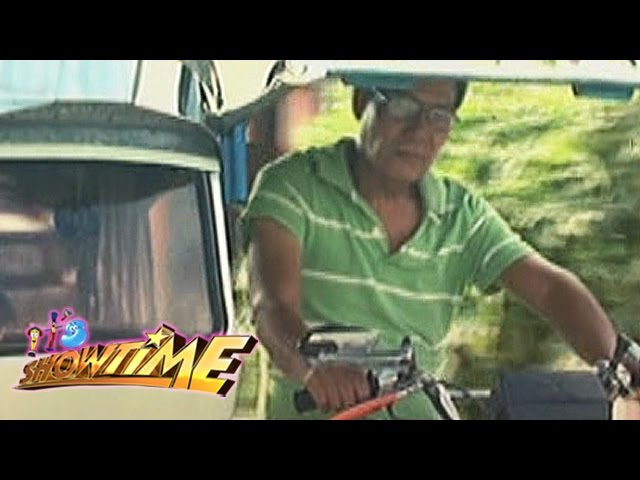 It's Showtime: Efren Pineda, tricycle driver | 12 Gifts of Christmas