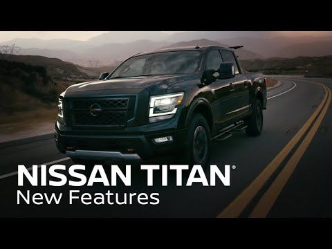 2020 Nissan Titan Pro-4X Crew Cab - POV First Impressions