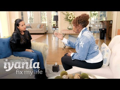 """How Akemi's Anger Toward Her Mother Has a """"Scary"""" Impact on Her Kids   Iyanla: Fix My Life   OWN"""