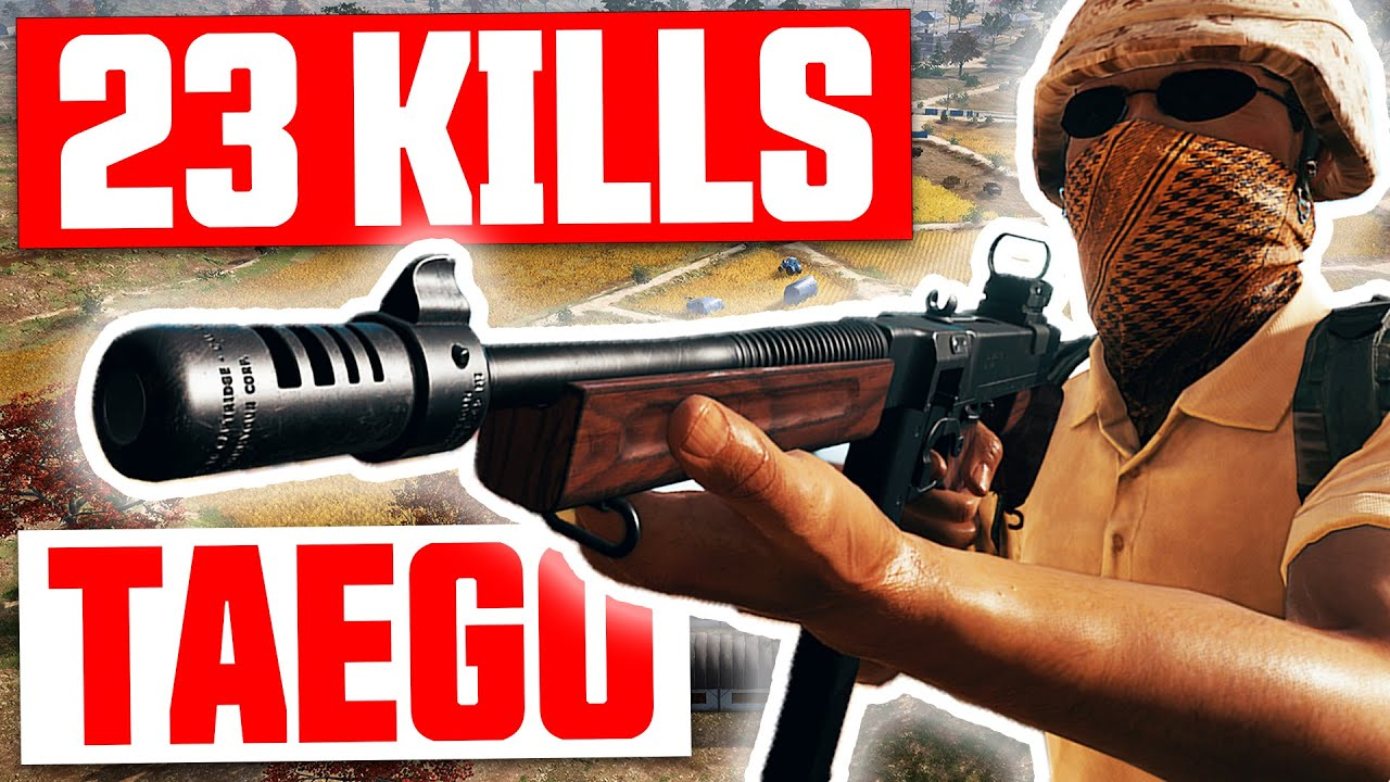 I LOVE THIS NEW MAP // PUBG Console (Xbox One & PS4) TAEGO Gameplay