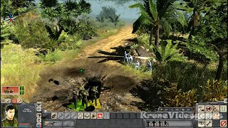 Men of War: Vietnam Gameplay (PC/HD)