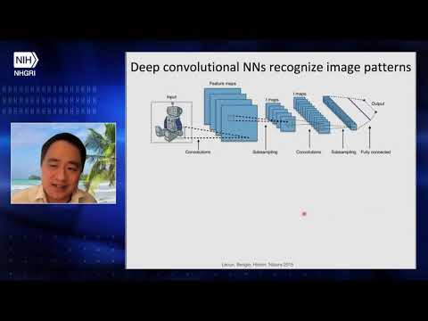 Session 1: Algorithm development and machine learning approaches in genomics