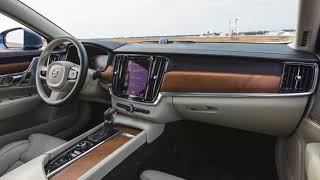 2019 Volvo S90 T6 car review