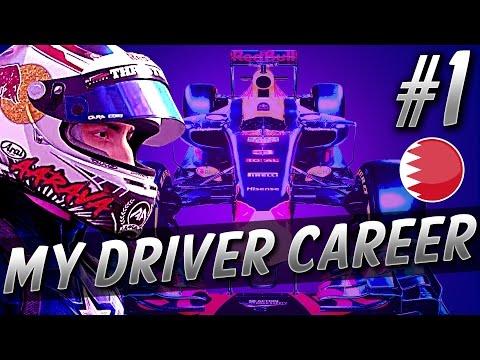 THE 2018 SEASON BEGINS! - F1 MyDriver CAREER S4 PART 1: BAHRAIN