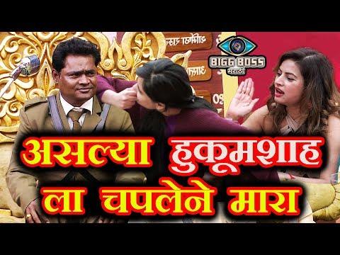 Megha and Sai takes REVENGE of nandkishore | end of dicatorship | biggboss marathi | megha | sai