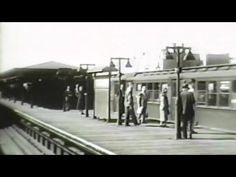 Video shows New York City's 1940s subway