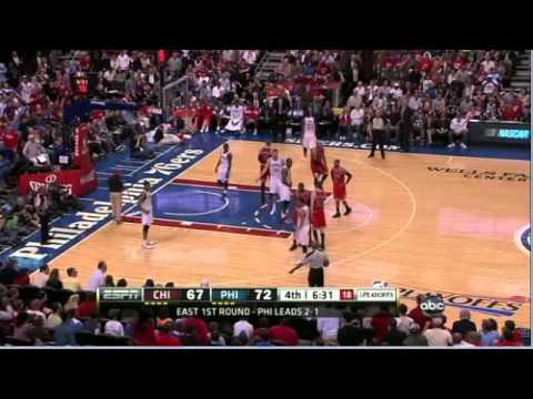 NBA Referee Marc Davis ejects Philly fan Sixers-Bulls Game 4