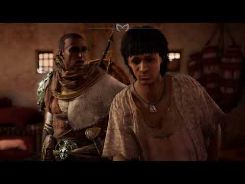 Assassins Creed Origins New Kid In Town