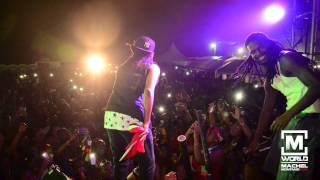 Machel Montano - She Ready - Monday Madness Brooklyn, New York 2013