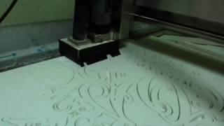 Изготовление свадебного герба