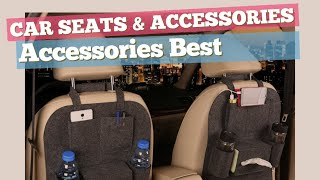 Accessories Best Sellers Collection // Car Seats & Accessories