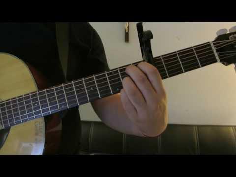 "Ed Sheeran - ""Make It Rain"" How to Play Guitar (Easy!! Guitar Tutorial!!)"