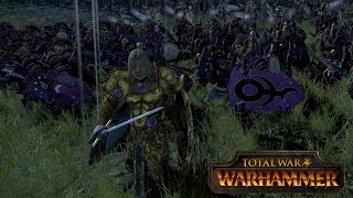 Sigvald and the Scions of Slaanesh vs. the Chaos Dwarfs 2v2 - Total War Warhammer Multiplayer Battle