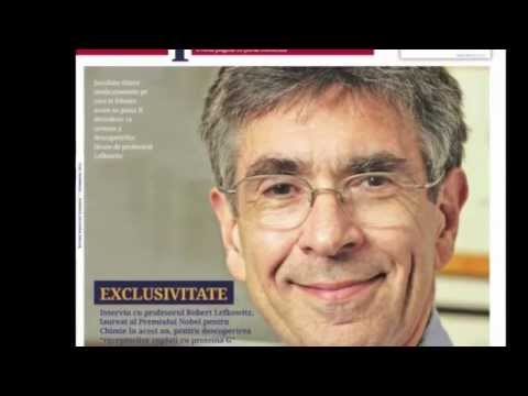 Robert Lefkowitz - Nobel Prize Chemistry 2012