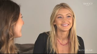 "Gigi Hadid On Dating Cody Simpson & Being ""The Most Unclothed"" In 'Sports Illustrated'"