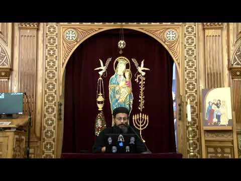 Jonah 1- English Bible Study - Father Mina Dimitri