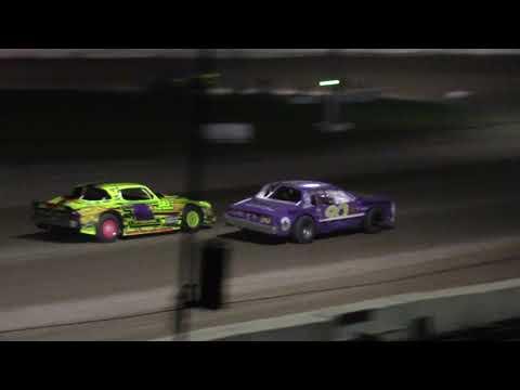 Ransomville Speedway Street Stock Feature 2 Highlights 9-15-17