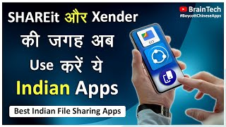 Best and Fast Files Transfer Indian Apps after Ban SHAREit and Xender | सबसे FAST File Transfer Apps screenshot 5