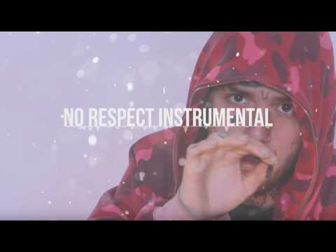 Lil Peep - No Respect Freestyle Official Instrumental (reprod. Ryan Oddity)