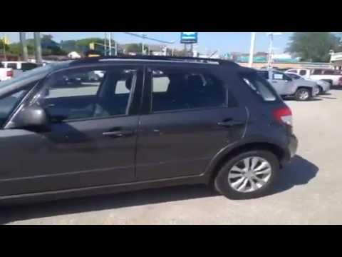 2013 Suzuki SX4 Hatchback 5dr HB CVT JA AWD 4 Door Car