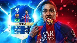 FIFA 17: NEYMAR TOTS SQUAD BUILDER BATTLE 🔥  DAS BESTE SPIEL EVER 🔥