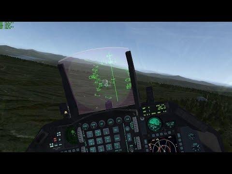 Falcon BMS: T'osan Chorwon Strike (60FPS) - 31st VFS NL