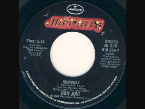 Bon Jovi - Runaway (Vinyl)