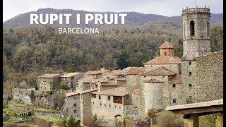 Visitamos Rupit (Barcelona) - El pueblo del croissant gigante | Noe and Carl