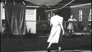 Mid Century Home life -- The 50s | Video