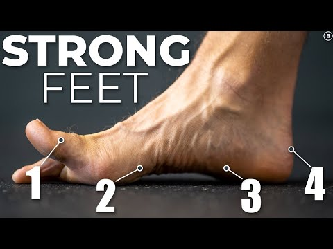 Foot & Ankle Strengthening & Stretch Exercise Program For Intrinsics, Arch, Athletes and Runners