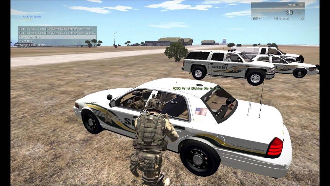 More Cars Arma