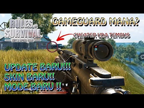 UPDATE BARU MODE FPS  !!! - Rules of Survival Indonesia