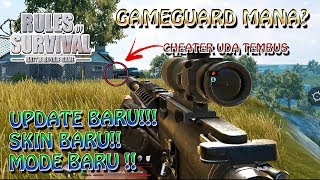 Video UPDATE BARU MODE FPS  !!! - Rules of Survival Indonesia download MP3, 3GP, MP4, WEBM, AVI, FLV April 2018