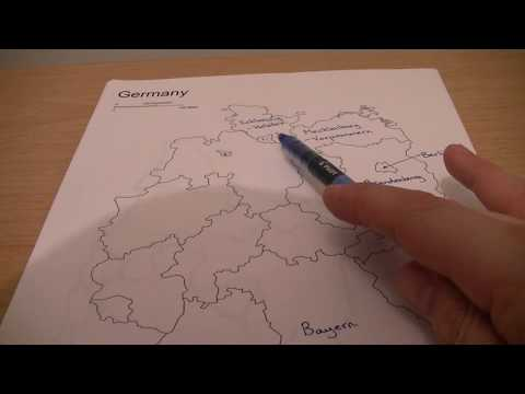 German States and Spanish Regions (Learn With Kev!)