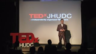 It's Ok, I Don't Know Either | John Lim | TEDxJHUDC