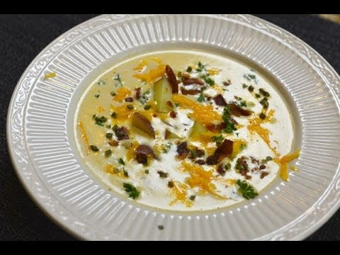 O'Charley's Baked Potato Soup
