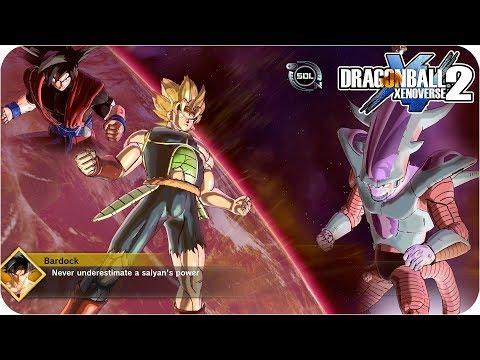 Bardock Revenge ¡NEW QUEST! Dragon Ball Xenoverse 2 DLC mod pack