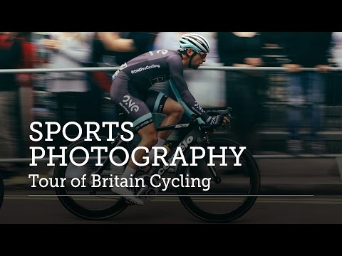 CYCLING PHOTOGRAPHY vlog — Tour of Britain