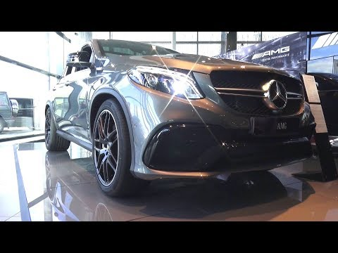 2017 Mercedes-Benz GLE 63 AMG 4Matic Coupe (C292). Обзор (ин