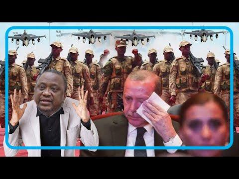 DEG DEG Ceebti Kudhacday Kenya & Karbaashka Uhuru Ka Ilmeeysiisay Qibrada Dagaal & Qurwada DFSomalia