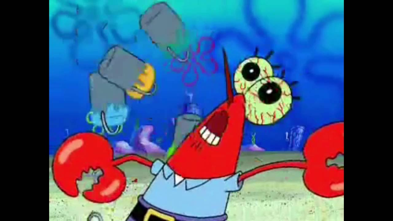 Mr krabs windows xp meme youtube