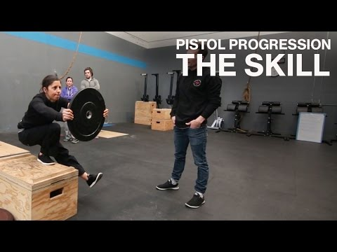 PISTOL PROGRESSION
