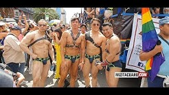 Así estuvo la Marcha del Orgullo Gay 2019 en CDMX