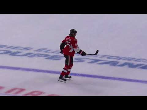 Erik Karlsson Isolation - Period 1 vs Rangers