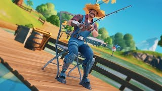 You get INSANE LOOT from Fishing in Fortnite