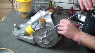 How To Change A Dyson DC08 Switch - An Easy To Follow Tutorial