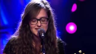 Tineke Zingt title | Blind Audition | The Voice Van Vlaanderen | Vtm