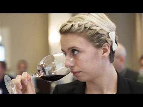 Wine Lovers Take On Sommelier Exams