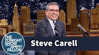 Steve Carell Overtakes George Clooney as the Internet's Favorite Silver Fox by : The Tonight Show Starring Jimmy Fallon