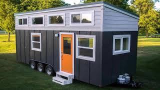 Tiny House Plans Single Level